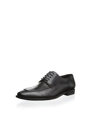 75% OFF Gordon Rush Men's Harris Apron Toe Lace-Up (Black)