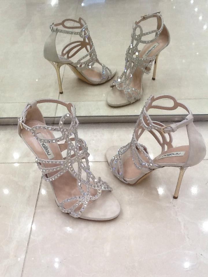 #NINALILOU #Wedding  http://www.paglione.shoes/it/43-scarpe-sposa