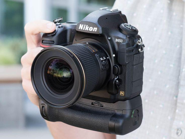 Nikon D850. На что мы надеялись и что получили
