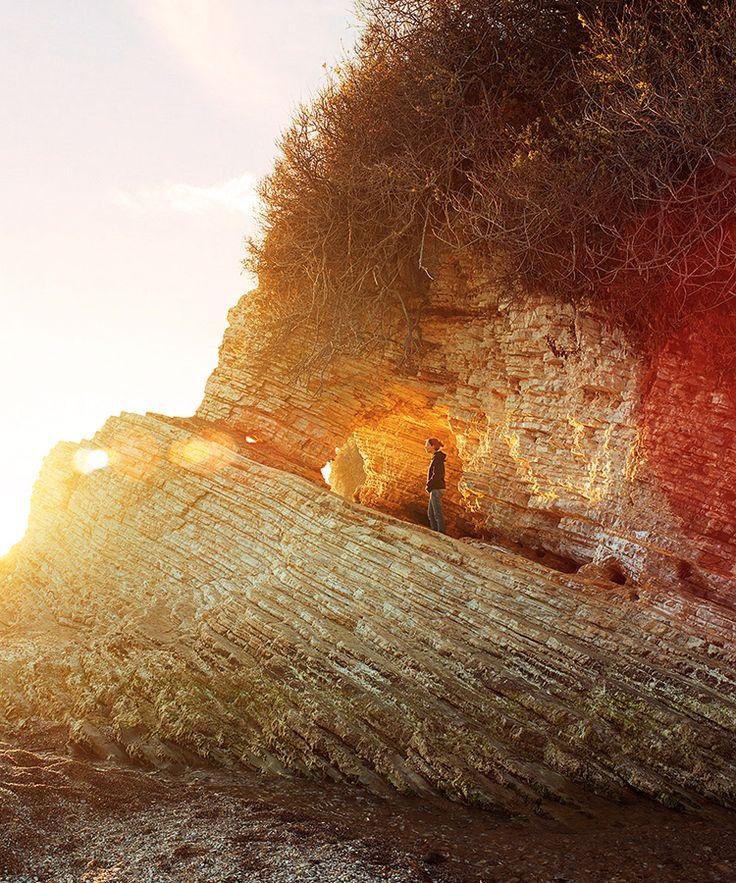 How does Montaña de Oro State Park get its name? We'll tell you. http://enroute.aircanada.com/en/articles/los-osos-california-backpacker #california