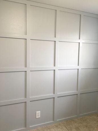 Wood Wall Nursery