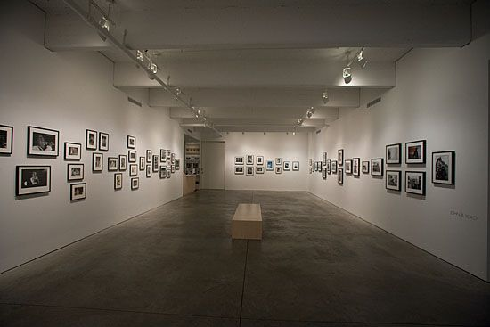 Photos : Exhibition display
