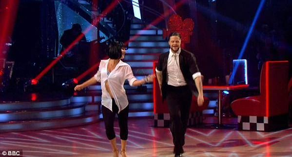 BBC Strictly Come Dancing - Jay & Aliona