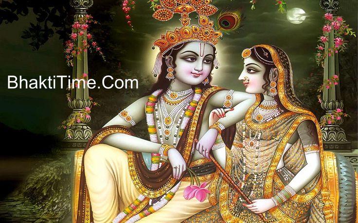 Radha Krishna Wallpapers - Bhakti Time