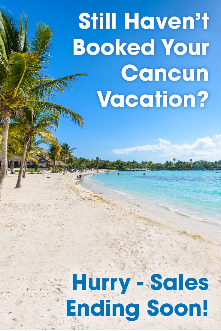 Have You Booked Your All Inclusive Cancun Vacation Yet Book It Today With Bookit Com Cancun Vacation Vacation Vacation Trips