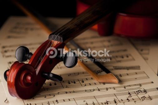 Stock Photo : Violin
