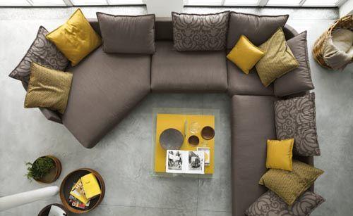 Rolf Benz sofas