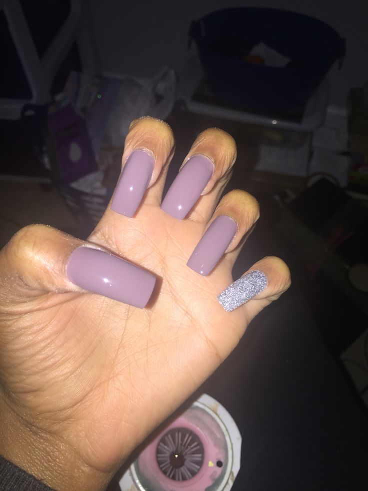 long square nails ideas