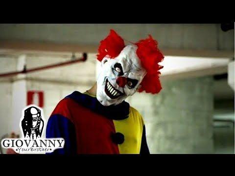 broma del payaso asesino completo killer clown scare prank giovanny scary pranksfunny prankshalloween - Funny Halloween Prank