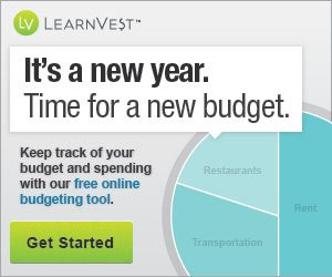Free online budgeting tool from LearnVest | Money Saving Mom®