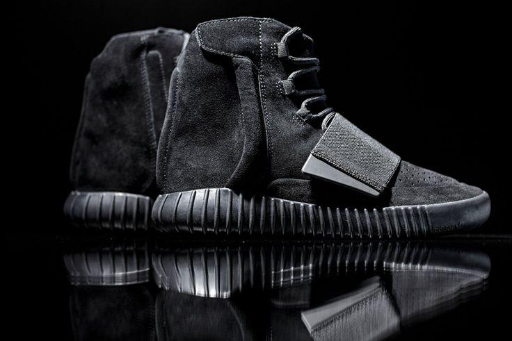 adidas Yeezy Boost 750 Black • KicksOnFire.com