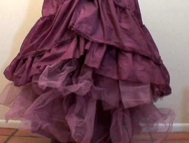 54 best bridesmaids images on pinterest handmade gifts weddings diy victorian dress solutioingenieria Gallery