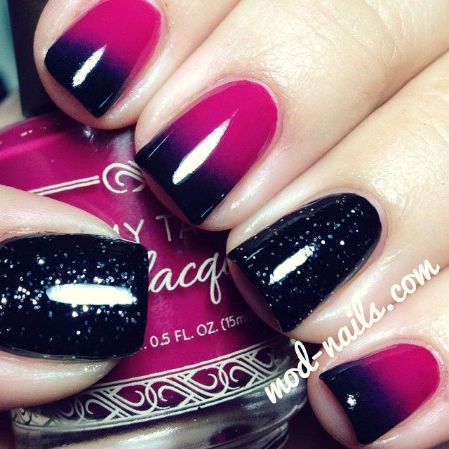 Instagram photo by modnails.  #nail #nails #nailart