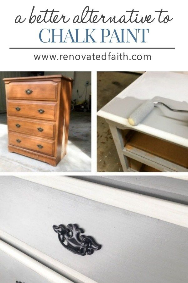 A Better Alternative To Chalk Paint Best Type Of Paint For