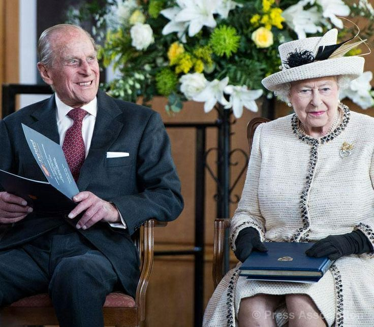 The Queen and The Duke of Edinburgh visit Felsted School in Essex, 6 May 2014