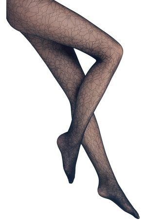 Femme Collants - Wolford MELINA Collants midnight