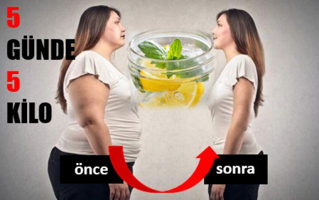 5 Günde 5 Kilo Verdiriyor ! Karın Yağlarını Eritiyor... - Haberinyeri.net - Mobil