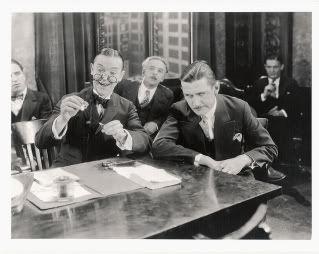 Avvocato   (Stan Laurel NowIllTellOne film muto 1927 di James Parrott