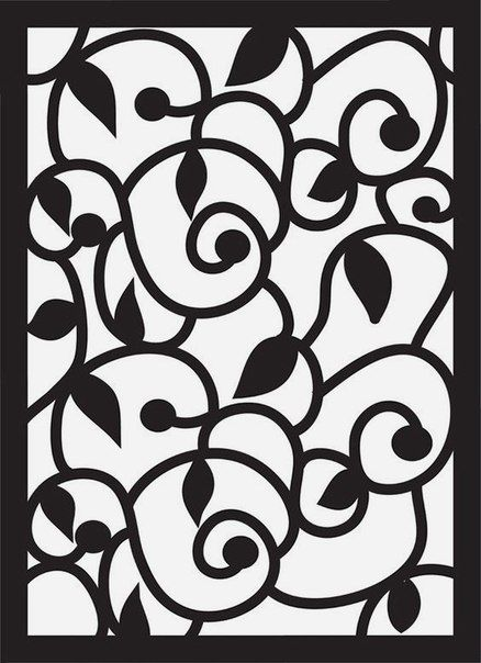cute scroll stencil designs. Free Cut File  Swirls Leaves and Curls Pattern 57 best Stencils To Buy Or Make Yourself images on Pinterest