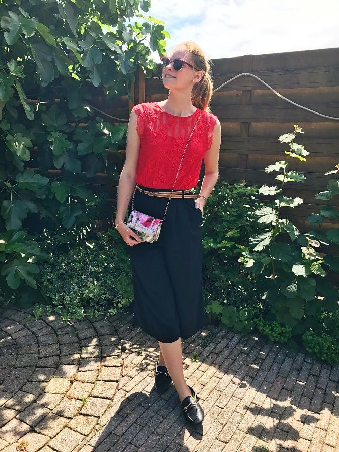 Summery Outfit. More on: http://www.mymerrymorning.nl