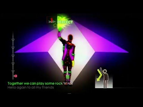 Just Dance 4 - Rock N' Roll - Skrillex - YouTube