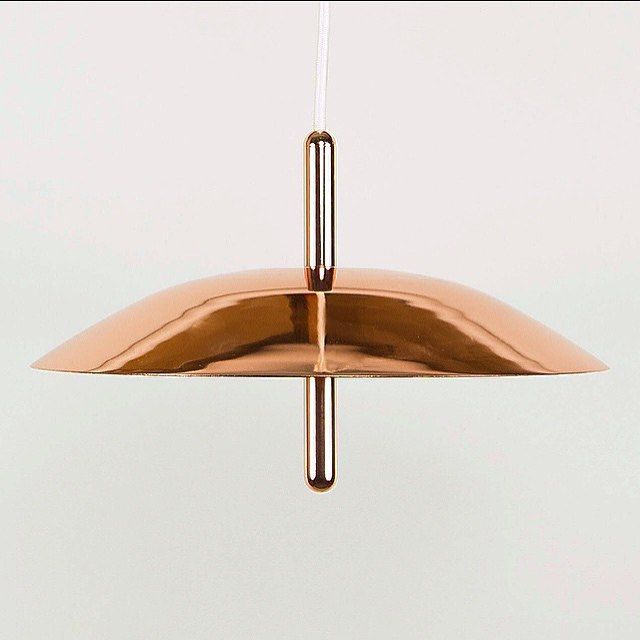 Polished And Minimal The Signal Pendant Designed By Shaunkasperbauer For  Soudabrooklyn Is Now Available On The