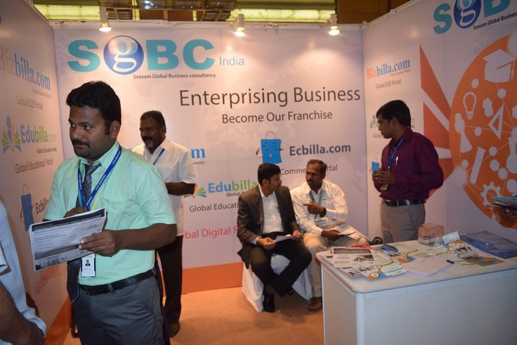 The leading #IT_business service provider Svasam Global Business Consultancy (#SGBC) India offers best #franchise Business opportunities in India for the individuals having the aspiration to do #business.