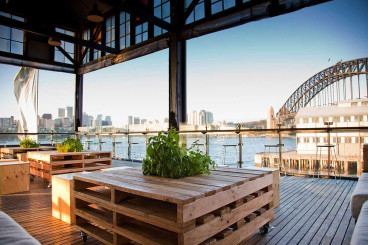 Food with a view: Sydney's Top 5