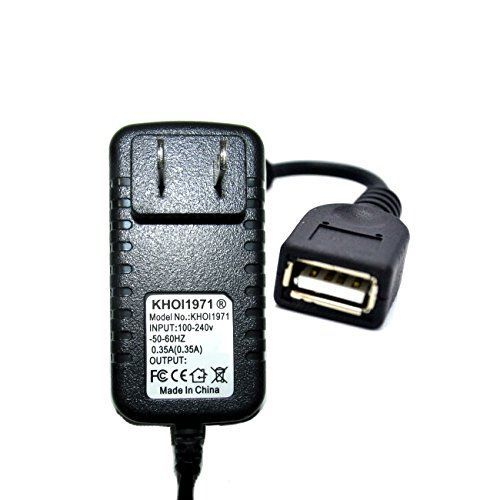 KHOI1971 4-FEET cord WALL AC power adapter USB EXTENSION cable FOR MagicJack GO Magic Jack GO Voice IP telephone system