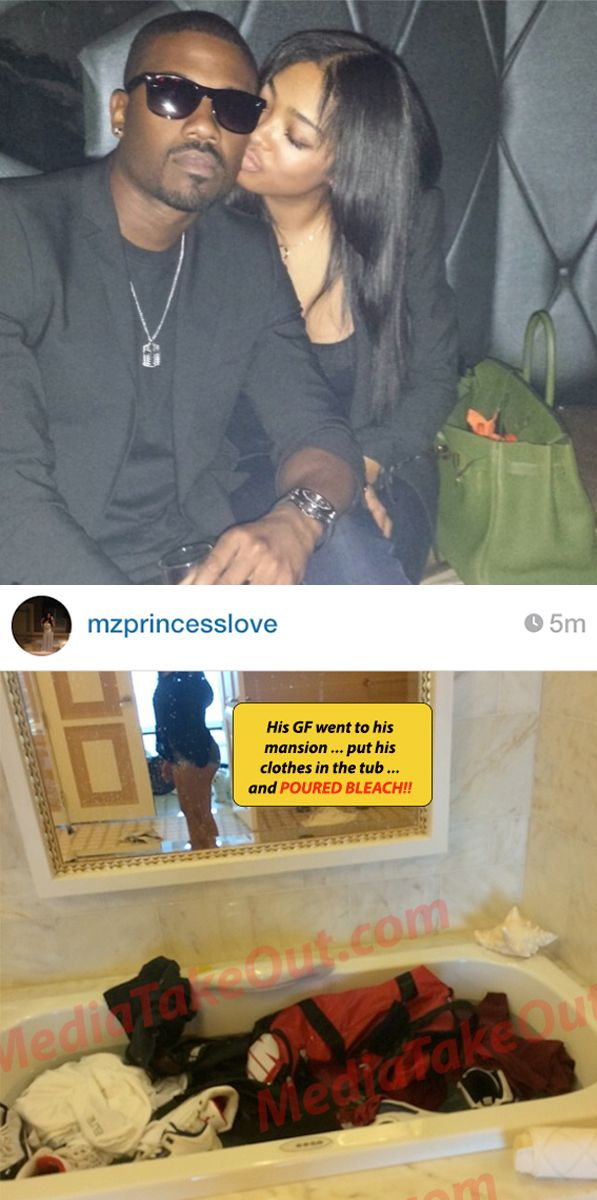 Ray j dating floyd mayweather ex