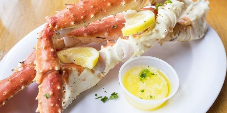 Top 10 Seafood Buffets in Myrtle Beach. Crab legs are the most popular item on all-you-can-eat seafood buffets in Myrtle Beach, SC.