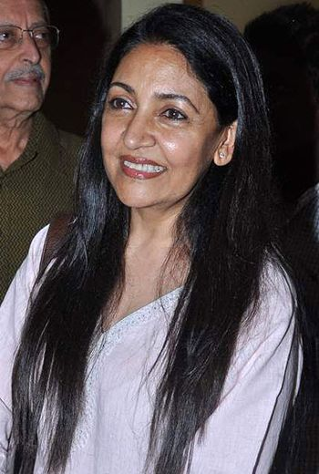 Cinema is experimenting, says Deepti Naval!