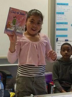 Boekpromotie, een mooie manier van leesbevordering - Bekijk de les op MontessoriNet