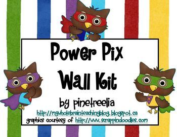owl school theme | Heard Mr. Turkey Say {Free} - pinetreelia - TeachersPayTeachers.com