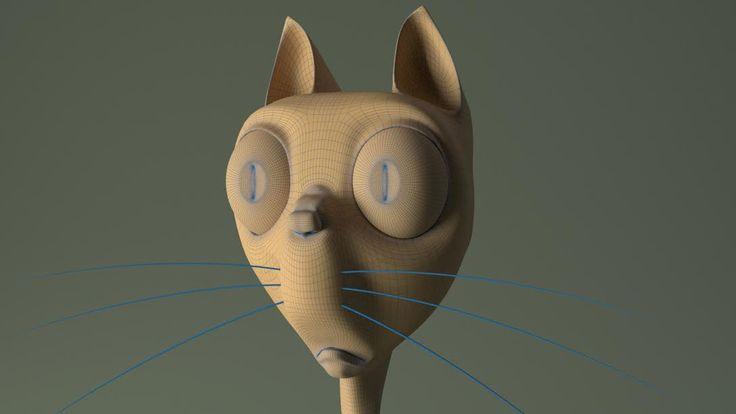 animation, layout, digital painting