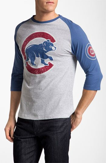 Wright & Ditson 'Chicago Cubs' Baseball T-Shirt | Nordstrom Large Trent