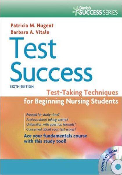 27 best nursing ebooks images on pinterest ebook pdf free test success 6th edition ebook pdf free download test taking techniques for beginning nursing students fandeluxe Images