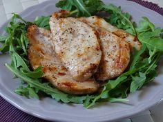 Petto+di+pollo+all'aceto+-+ricetta+facile