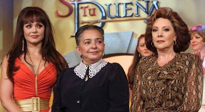 Atriz Da Novela A Dona Que Trabalhou A Vida Toda Na Televisa E