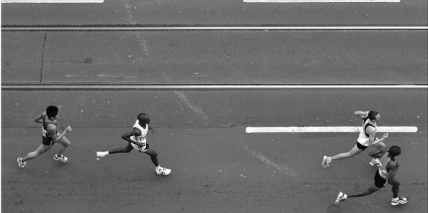 Táctica de carrera para competencias de larga distancia: fragmentación| Consejos para Corredores