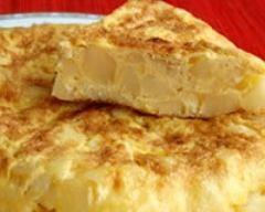 Tortilla  Recette simple pour plat délicieux :P