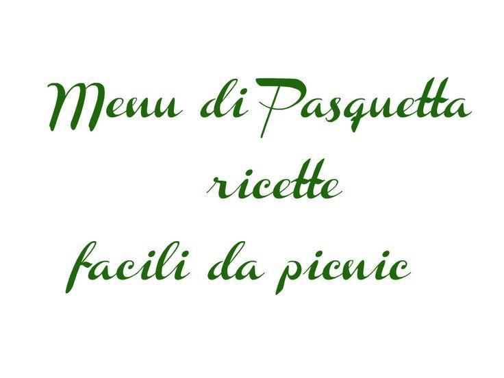 Menu di Pasquetta ricette facili da picnic: con un po' di impegno e organizzazione possiamo preparare un ottimo pranzo per ovviare ai soliti panini farciti.