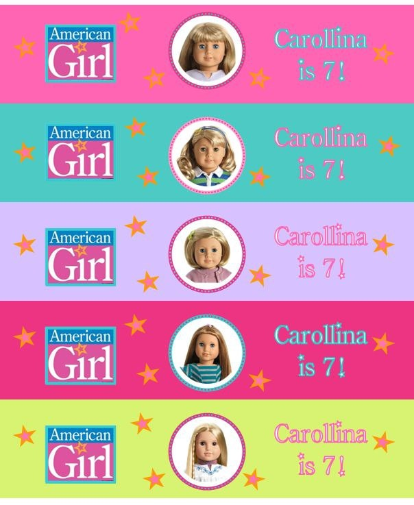 American Girl Printables Ideas Daily Inspiration Quotes