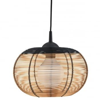 Searchlight Dome Cage Pendant Ceiling Light  Gold With Black Trim      Pendant Lights   Modern Pendant Lights74 best LIGHTING images on Pinterest   Ceilings  Workshop and  . Luminary Lighting John Kent. Home Design Ideas