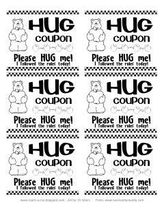 A Year's Worth of HUGS! - Teach-A-Roo