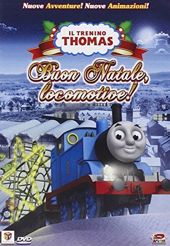 Il Trenino Thomas 2 - Buon Natale Locomotive!