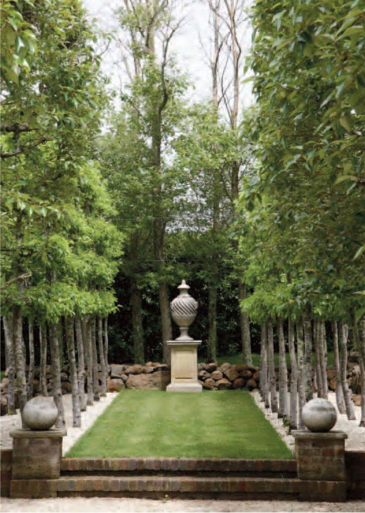 ACC Distribution: Creating A Formal Garden In A Small Space