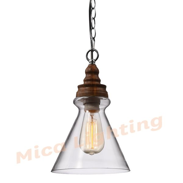 This Glass And Timber Light Is Perfect For Kitchen Or A Bar Areas Creating