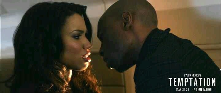 Tyler Perry's #TEMPTATION Movie coming out this MARCH 29th 2013 MOST POWERFUL & PROVOCATIVE movie Tyler has ever done! 3/29/13 :o !!!!