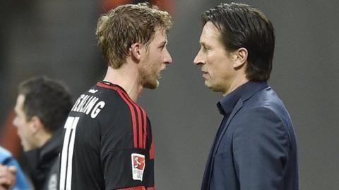 Bayer 04 Leverkusen 0-1 Borussia Dortmund